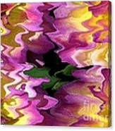 Jowey Gipsy Abstract Canvas Print