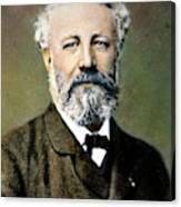 Jules Verne (1828-1905) Canvas Print