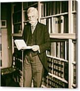 Justice Oliver Wendell Holmes 1924 Canvas Print