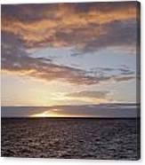 Kailua Sunset Canvas Print