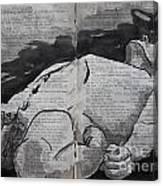 King Lear 993 Canvas Print