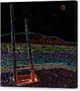 Kiva Night Canvas Print