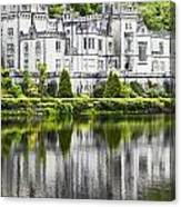 Kylemore Abbeycounty Galway Ireland Canvas Print