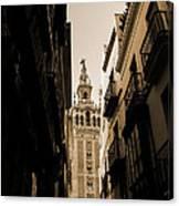 La Giralda - Seville Spain Canvas Print