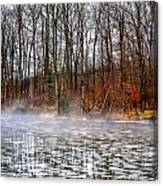 Lake Galena Doylestown Canvas Print