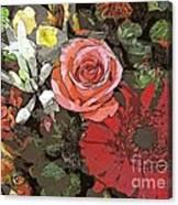 Lancaster Flowers Canvas Print