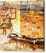Lanzhou China Canvas Print