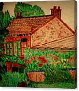 Lapin Agile Canvas Print