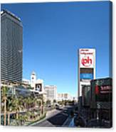 Las Vegas - The Srip - 12121 Canvas Print