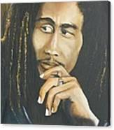 Legend Canvas Print