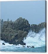 Lighthouse On An Island, Creach Canvas Print