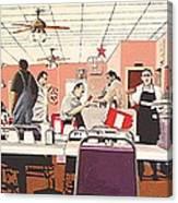 Li'l Joe's Canvas Print