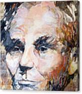 Lincoln Legacy  Canvas Print