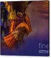 Lion King Dancers Canvas Print