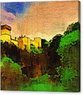Lismore Castle Canvas Print