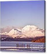 Loch Lomond 02 Canvas Print