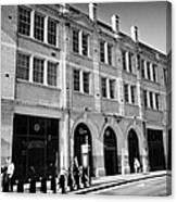 London Fire Brigade Headquarters Union Street Southwark England Uk Canvas Print