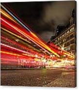 London Lights Canvas Print
