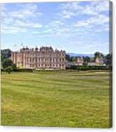 Longleat House - Wiltshire Canvas Print