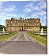 Longleat House  Wiltshire Canvas Print