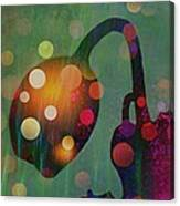 Loopy Loo Canvas Print