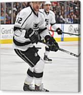 Los Angeles Kings V Toronto Maple Leafs Canvas Print