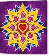 Love Within Canvas Print