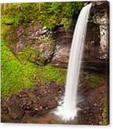Lower Hills Creek Falls Canvas Print