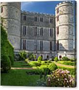 Lulworth Castle Canvas Print