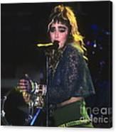 Madonna 1985 Canvas Print