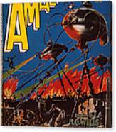 Magazine Cover 1926 Canvas Print