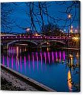 Maidstone Bridge Canvas Print