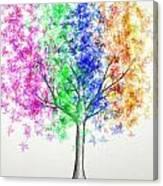 Maple Tree 10 Canvas Print