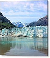 Margerie Glacier Canvas Print