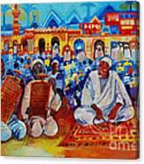 Maseed Maseed 9 Canvas Print
