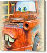 Mater Canvas Print