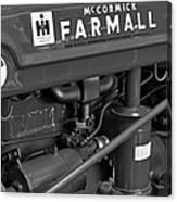 Mc Cormick Farmall Super C Canvas Print