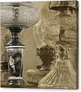Memories Of Paris Canvas Print