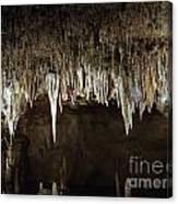 Meramec Caverns Canvas Print