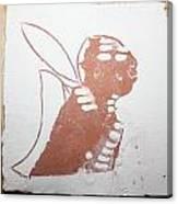 Micah - Tile Canvas Print
