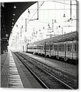 Milan Central Station Canvas Print