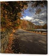 Mill Creek Park In Autumn Canvas Print