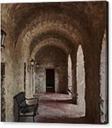 Missions Of  San Antonio Canvas Print