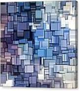 Modern Abstract Vi Canvas Print