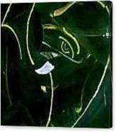 Modern Ganesha Canvas Print