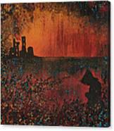 Monks Retreat Canvas Print