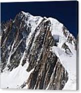 Mont Blanc Massif Canvas Print