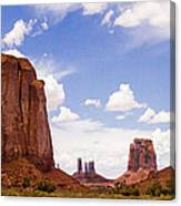 Monument Valley - Arizona Canvas Print
