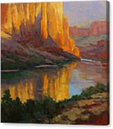 Morning Majesty Canvas Print