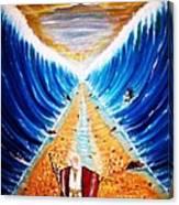 Moses. Canvas Print